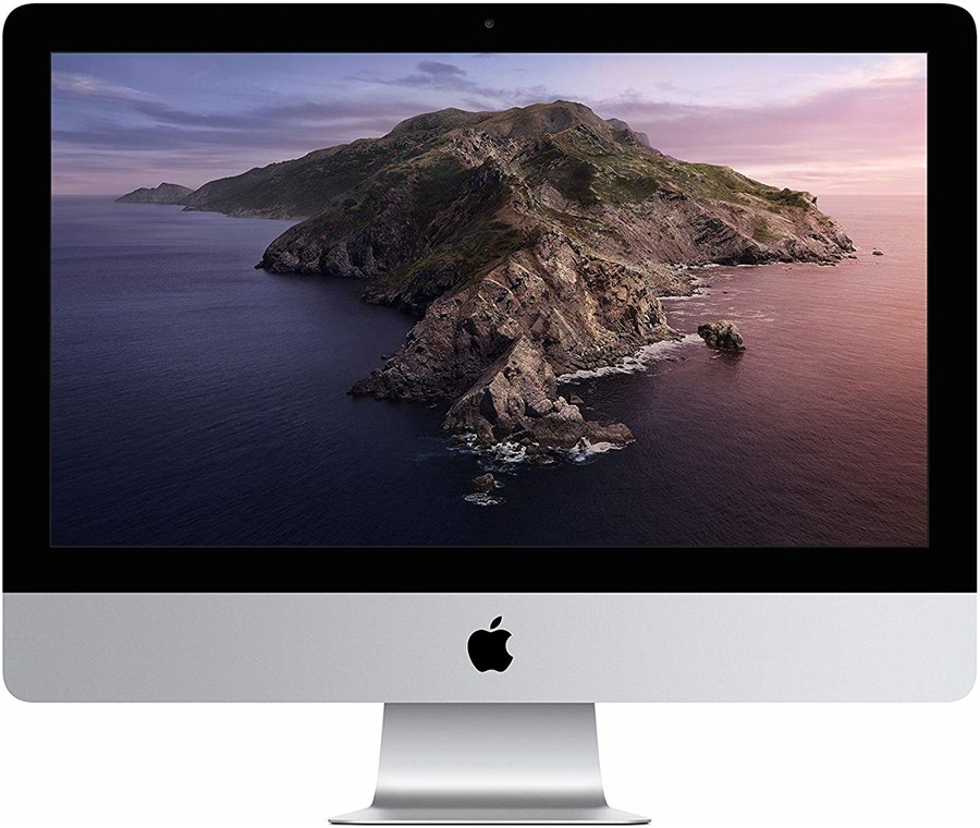 Picture showing an iMac 21.5 inch