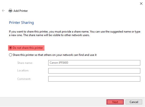 Adding a Network Printer via TCPIP - Screenshot (15)