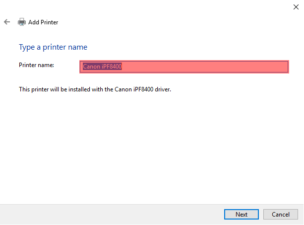 Adding a Network Printer via TCPIP - Screenshot (14)