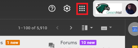 Screenshot of the Square Dots Icon